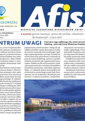 Afisz nr 6 jesień 2017 strona 1