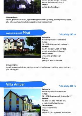 Katalog Gminy Kołobrzeg - Obiekt z Klimatem strona 8
