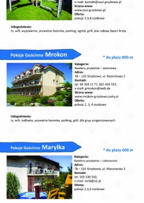 Katalog Gminy Kołobrzeg - Obiekt z Klimatem strona 9