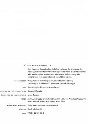 Gemeinde Kolberg - Geschichte und touristische Attraktionen strona 2