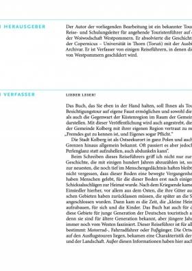 Gemeinde Kolberg - Geschichte und touristische Attraktionen strona 5