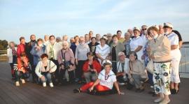 Spotkanie Klubu Seniora w Dźwirzynie.