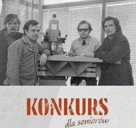 Konkurs dla seniorów na zdjęcie z PRL