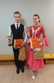 Tancerze na medal