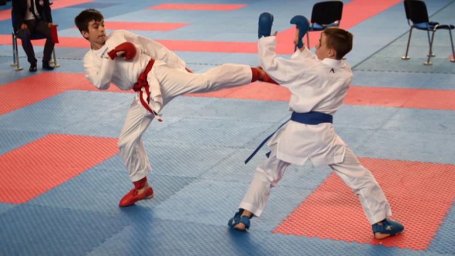 Kolejne medale karateków KS Morote.