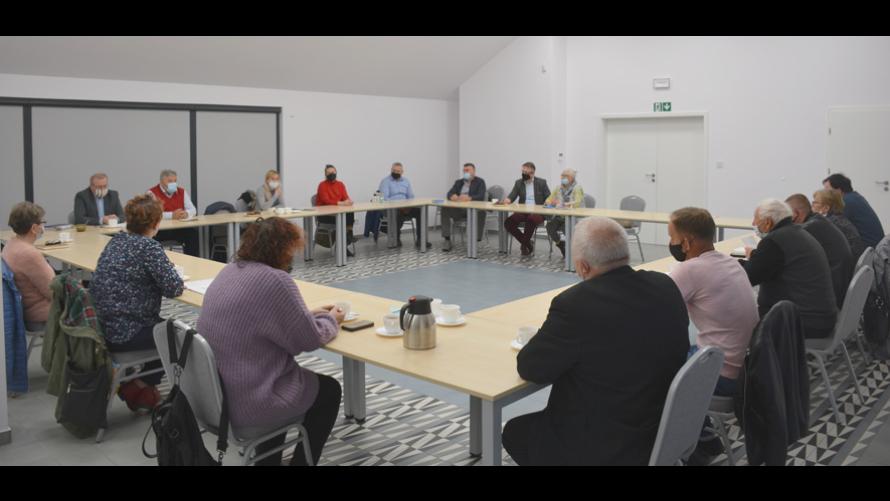 Spotkanie Stowarzyszenie Sołtysów