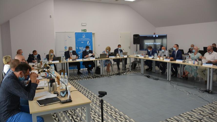 XIX Sesja Rady Gminy Kołobrzeg