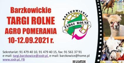 Wyjazd na Targi Rolne w Barzkowicach.